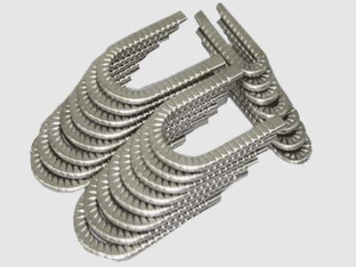 不锈钢U型凹槽扁管